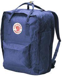 Fjallraven Kånken pc backpack 15 - Blu