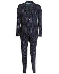 Gucci Suit - Blauw