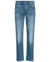 Tom Ford Bwj31tfd017b23 Jeans - Blauw