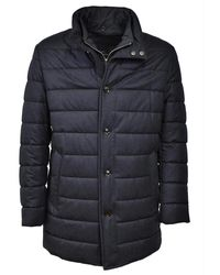 EDUARD DRESSLER Wool jacket - Bleu