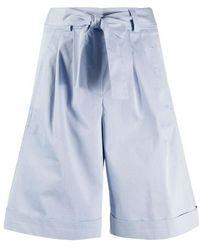 Peserico Shorts - Blauw