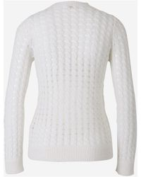Santa Eulalia Cable knitting Pullover Il Borgo Blanco