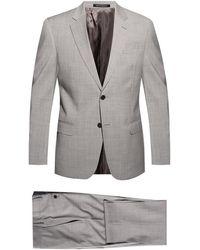 Emporio Armani Wool Suit - Grijs