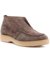 Henderson Boots Marrón