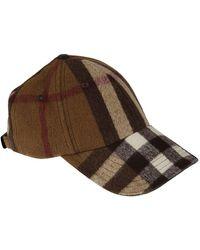 Burberry Cap - Bruin