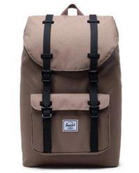 Herschel Supply Co. Little America Mid Backpack - Grijs
