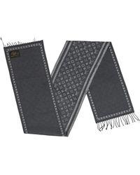 Louis Vuitton Monogram Sjaal - Grijs