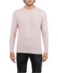 Roberto Collina Sweater - Roze