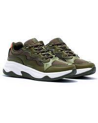 ASFVLT Sneakers Onset Sneakers - Groen