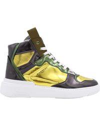 Givenchy Vleugelhoge Sneakers - Geel