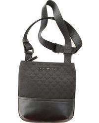Emporio Armani Cross Body Bag - Zwart
