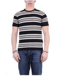 Philosophy Di Lorenzo Serafini A027f100 Crewneck T-shirt - Zwart