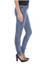Save The Duck Jeans skinny 60887 7802 071 lynn Azul