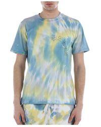Paura T-Shirt - Blu