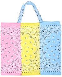 ARIZONA LOVE Shopping Bag - Geel