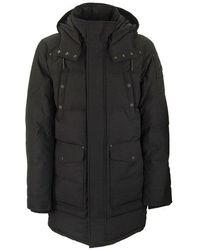 Moose Knuckles Miscou Island Parka Jacket - Zwart