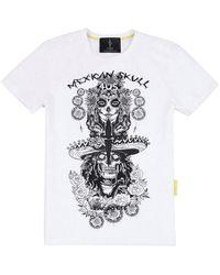 Cesare Paciotti T-shirt - Blanco