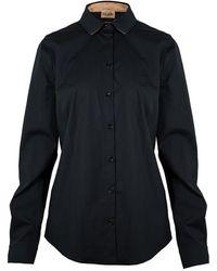 Alviero Martini 1A Classe Prima Classe Shirt - Zwart