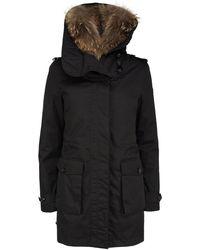 Woolrich Coats - Zwart