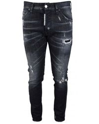 DSquared² Cool Guy Jeans - Zwart