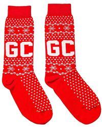 Gcds Underwear Socks - Rood