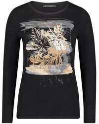 Betty Barclay Sweatshirt 2364-1738 - Zwart