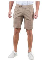BRIGLIA Shorts - Naturel
