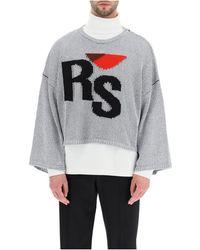 Raf Simons Sweater - Grijs