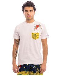 Mc2 Saint Barth T-shirt - Blanc