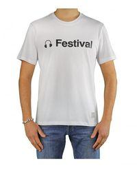 Department 5 T-Shirt - Bianco