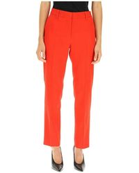 Burberry Trousers - Rood
