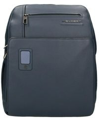Piquadro Ca3214ao Backpacks Man - Blauw