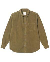 WOOD WOOD Ash Shirt - Groen