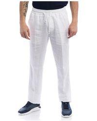 Altea Pantalone - Blanc