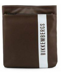 Bikkembergs Bag E4apme4a0022 - Bruin