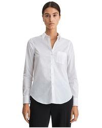 Filippa K Shirt - Wit