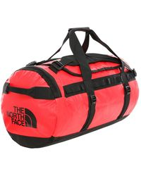 The North Face Base Camp Duffel - Rood