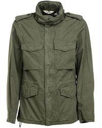 Aspesi Coat - Verde