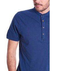 Heritage - Serafino T-Shirt Azul - Lyst