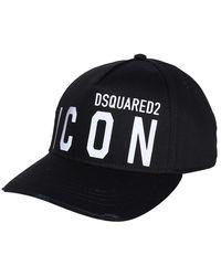 DSquared² Cap - Noir