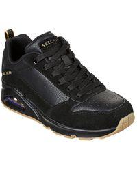 Skechers Uno Sneakers 155.132 - Zwart