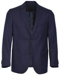 EDUARD DRESSLER Blazer - Bleu