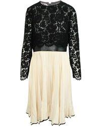 Emporio Armani Elegant Dress - Zwart