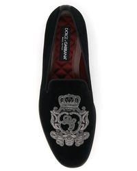 Dolce & Gabbana - Loafers - Lyst