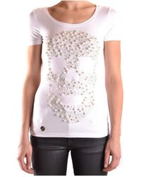 Philipp Plein T-shirt - Blanc