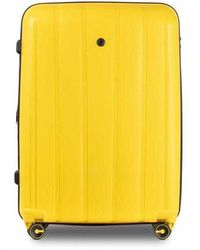 Conwood Pacifica luggage Superset S+s Vibrant Yellow - Geel