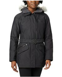 Columbia Jacket - Zwart