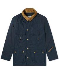 Barbour Bedale Re-engineered Jacket - Blauw