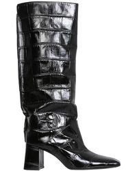 Miista Finola oversize boots - Noir