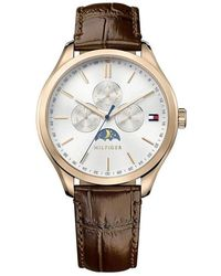 Tommy Hilfiger Watch Ur - 1791306 - Bruin